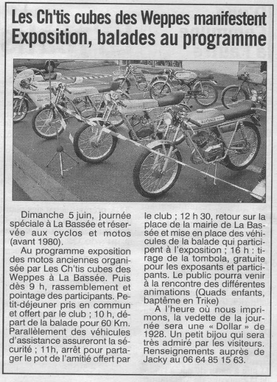 1 AVENIR DE L'ARTOIS 05 06 2005